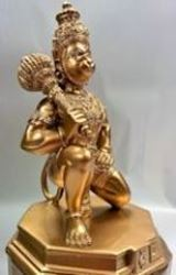 Picture of Acrylic idol Hanumanji 7""