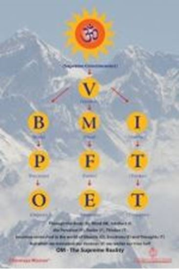 Picture of BMI Chart postcard with Seva Day