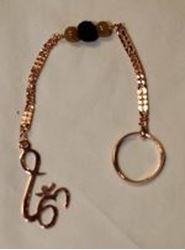 Picture of Car hanging chain with Om Sign