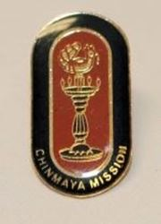 Picture of Chinmaya Mission logo Lapen Pin
