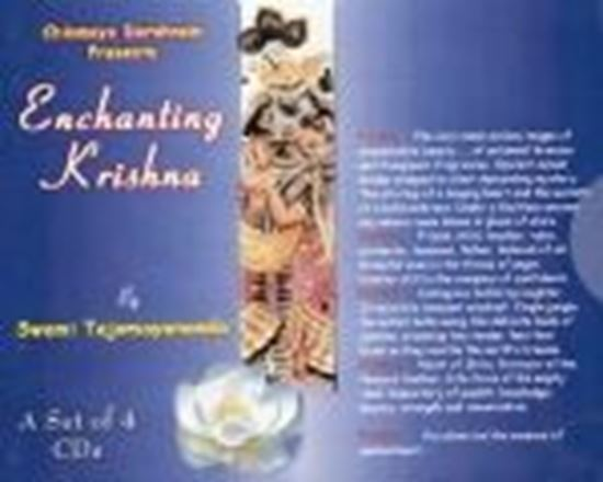 Picture of Enchanting Krishna (set of 4)