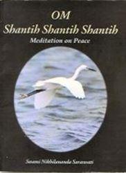 Picture of Om Shantih Shantih Shantih