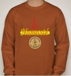 Picture of T-Shirt Namaste full sleeves