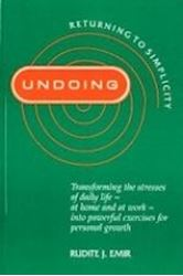 Picture of Undoing: Returning to Simplicity
