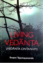 Picture of Living Vedanta (Vedanta Chintanam)