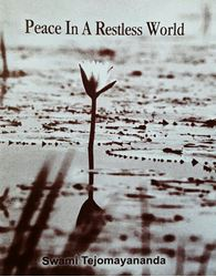 Picture of Peace in a Restless World booklet