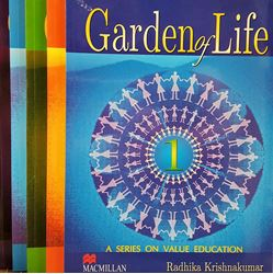 Picture of Garden of Life Color books for Class 1-5