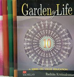 Picture of Garden of Life Color books for Class 6-10