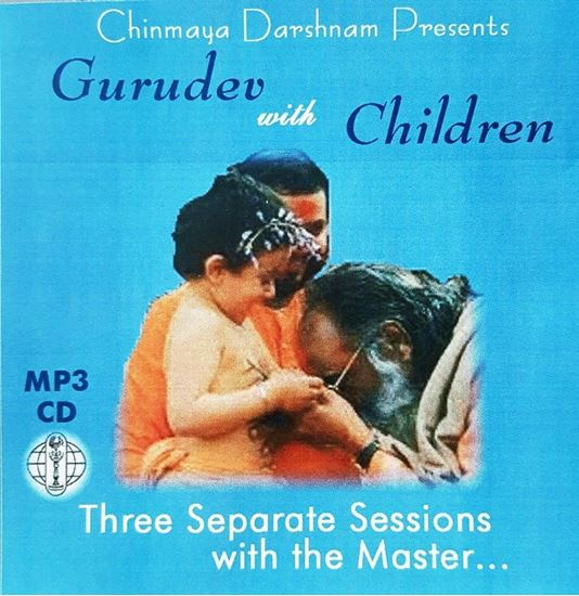 Picture of Gurudev with Children & Youth MP3