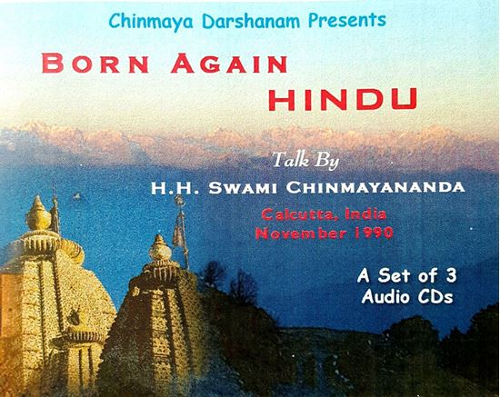 Picture of Born again Hindu (set of 3)