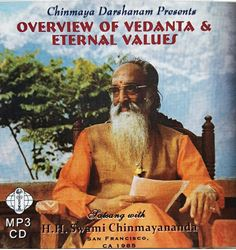 Picture of Overview Vedanta & Values MP3