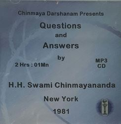 Picture of Q&A with Swamiji at New York MP3