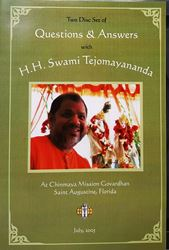 Picture of Q & A with Swami Tejomayananda
