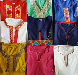 Picture of OM Ladies Kurtas