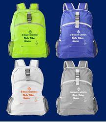 Picture of Backpacks for Bala Vihar Seniors