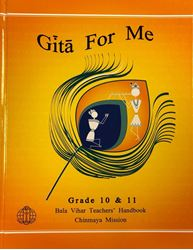 "Picture of Grades 10&11 ""Gita For Me"""